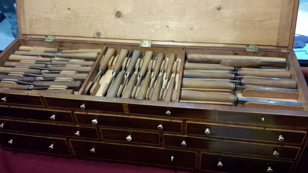 Seaton Chest chisels